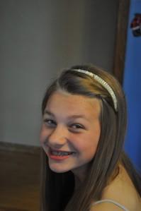 Erin smile