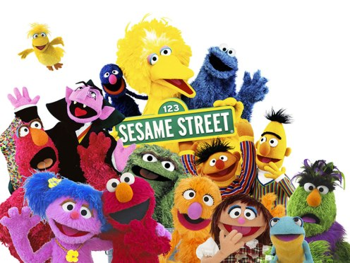 Photo property of Sesame Workshop