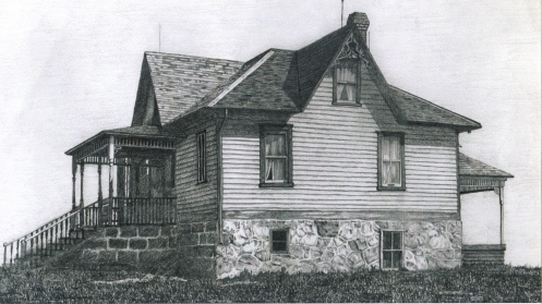 Nowatzki Family Homestead by Neil Nowatzki (All Rights Reserved)