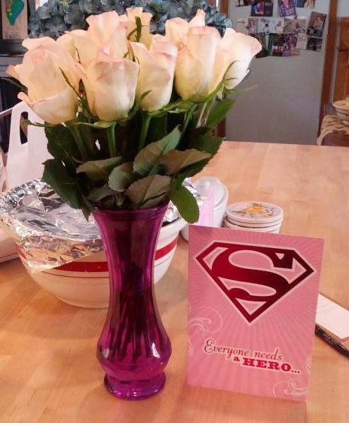 Damien's flowers