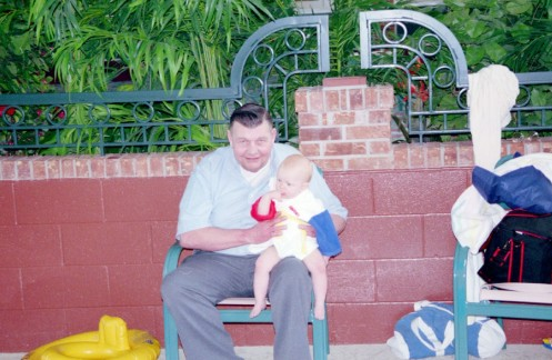 grandpa and reed