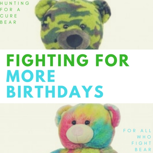 fighting forMore birthdays